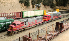 Model Railroads - AMRA 2017