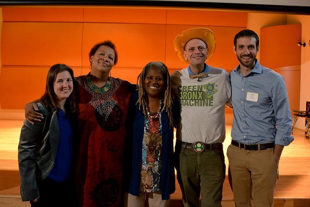 Inspire Speakers Series: Food and Sustainability