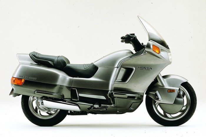 Honda PC 800 Pacific Coast 1989 - 4