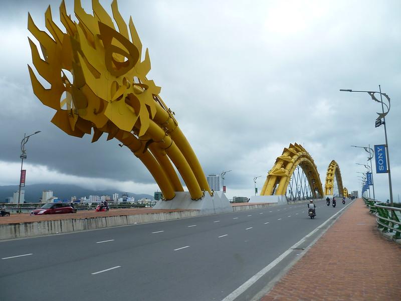 Da Nang, Vietnam - Dragon Bridge