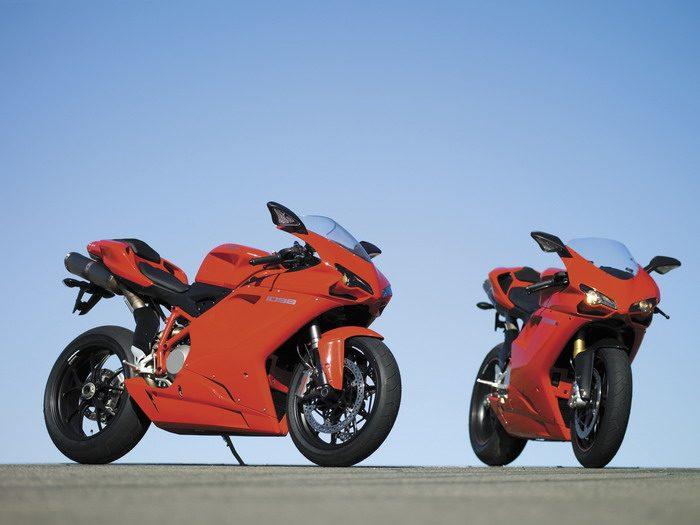 Ducati 1098 2007 - 1