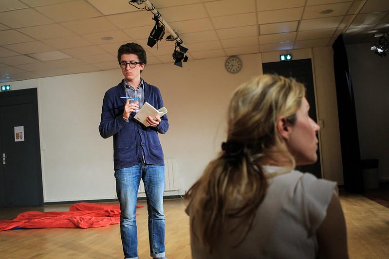 Atelier Théâtre - Les Suppliants - 2