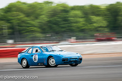 Porsche 944 S2 3000 Classic Sports Car Club Advantage Motorsport Future Classics Silverstone 2017 Sportscar Racing News / Planet Porsche