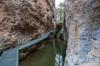 Ruta por el Barranco de la Hoz