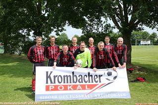 Ü50 Kreispokal Schwarme 2017