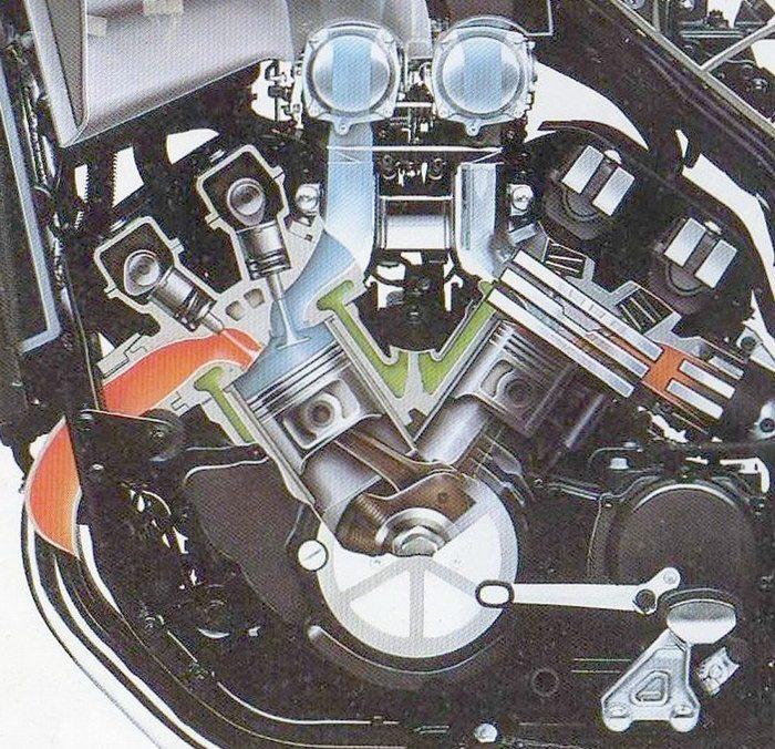 Yamaha 1200 V-MAX 1999 - 16