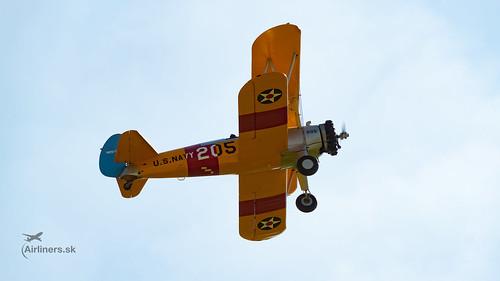 Boeing Stearman G-BRUJ