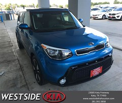 Happy Anniversary to Stanley on your #Kia #Soul from Rick Hall at Westside Kia!