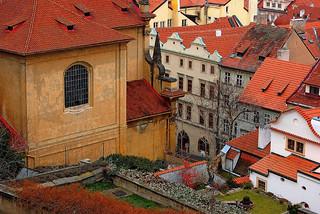 Vista of Prague, Czech Republic