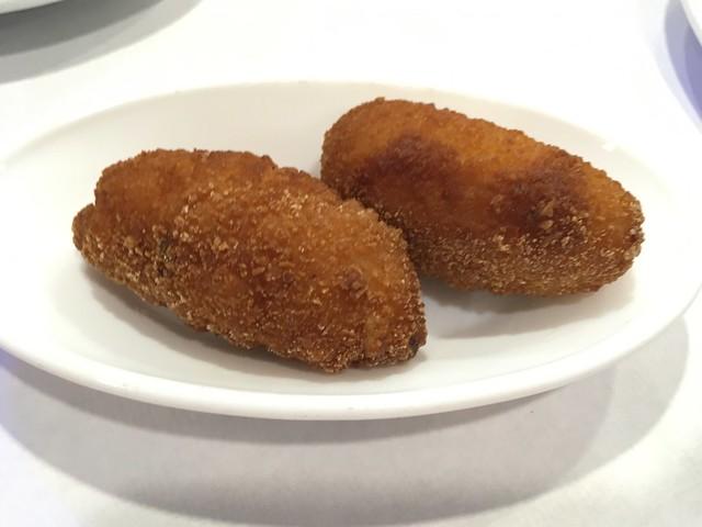 Croquetes de pernil - El Berro