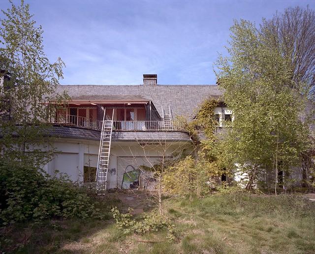 Nazi-Villa #10 (Ansicht vom Süden)