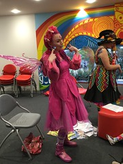 Musical Faerie Storytime, New Brighton Library