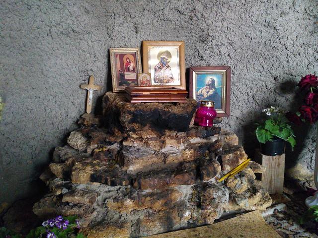 Скит святителя Спиридона Тримифунтського