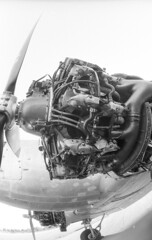 DC-3 Engine