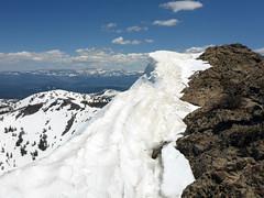 Castle Peak climb