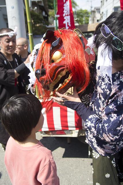 新熊野神社 例大祭