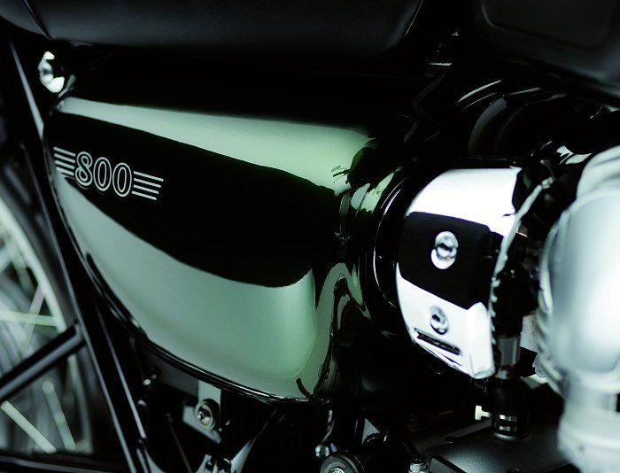 Kawasaki W 800 2012 - 14