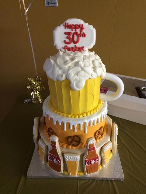 Cake by Cara's Cakes