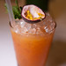 Non-alcholic drink - orange, passion fruit, strawberry