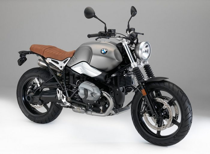 BMW 1200 R NineT Scrambler 2019 - 13