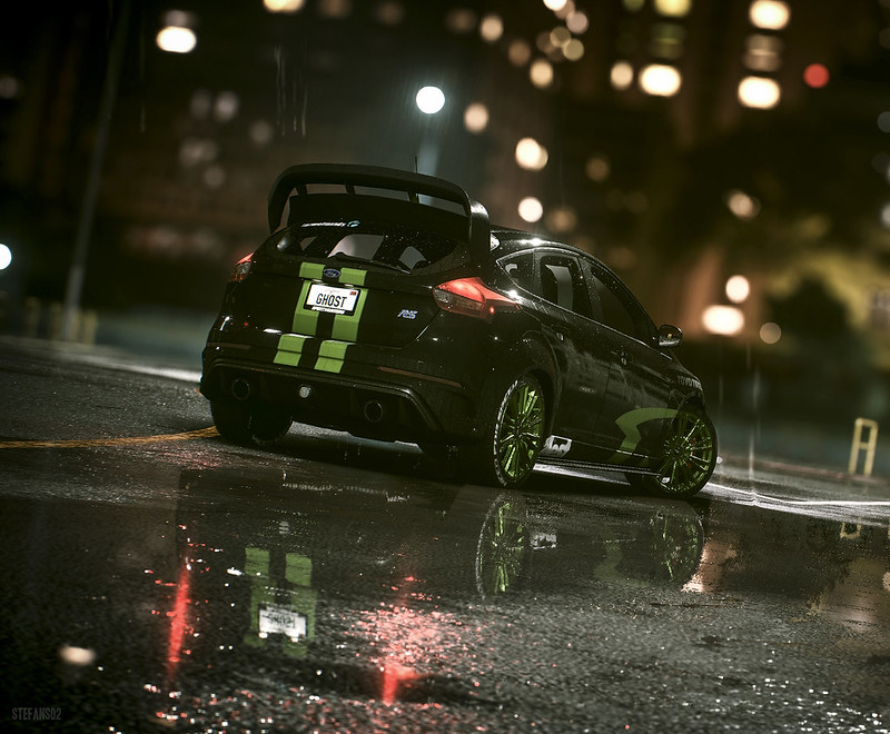 Need for Speed / Reflections