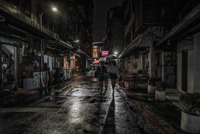 Ladies night, Taipei