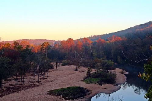 missouri road trip 2016 eagle's landing river resort eminence