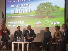 """Pescara, evento """"l'albero della libertà"""" - 7 aprile 2017"""