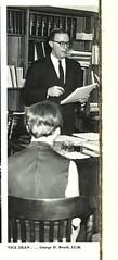 Vice Dean Bruch 1968