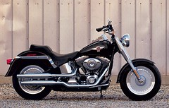 Harley-Davidson 1450 SOFTAIL FAT BOY FLSTF 2000 - 0