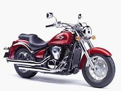 Kawasaki VN 900 Classic 2009 - 24
