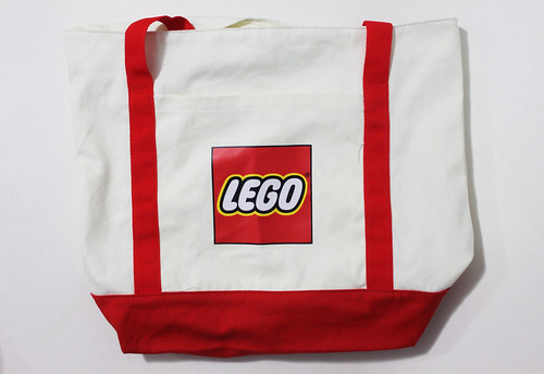 LEGO Canvas Tote Bag