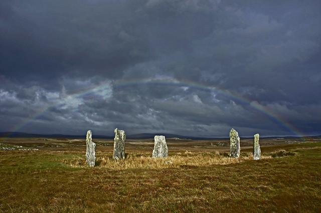 Garynahine Stone Circle