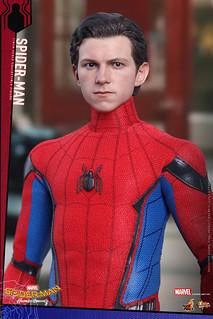 【完整官圖、販售資訊更新】Hot Toys – MMS426 –  蜘蛛人:返校日【蜘蛛人豪華版】Spider-Man Deluxe Ver. 1/6 比例人偶作品