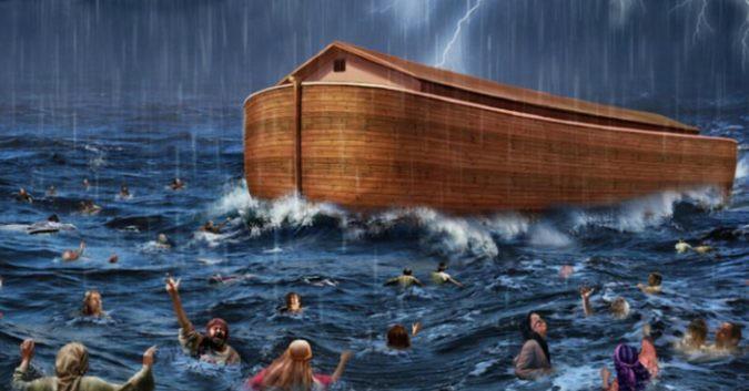 Nỗ lực truy tìm con tàu của Nôe