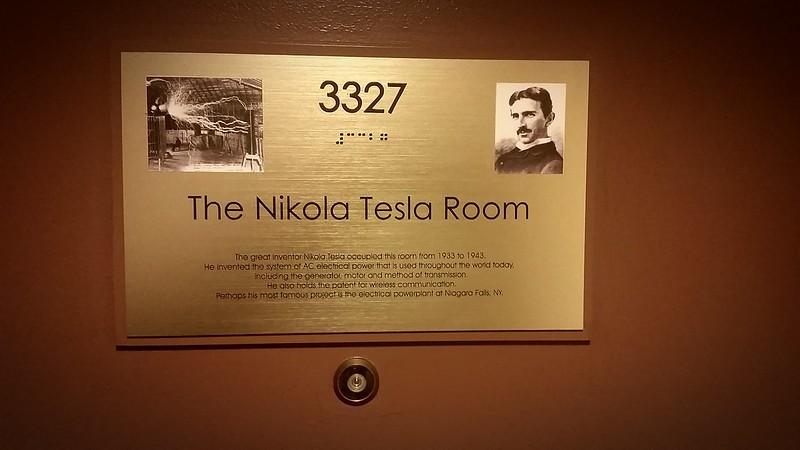 The Last Part of Nikola Tesla's Life
