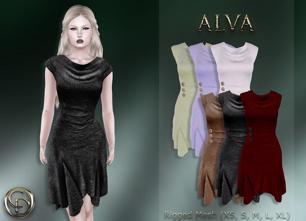 Alva - SecondLifeHub.com