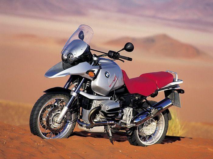 BMW R 1150 GS 1999 - 23