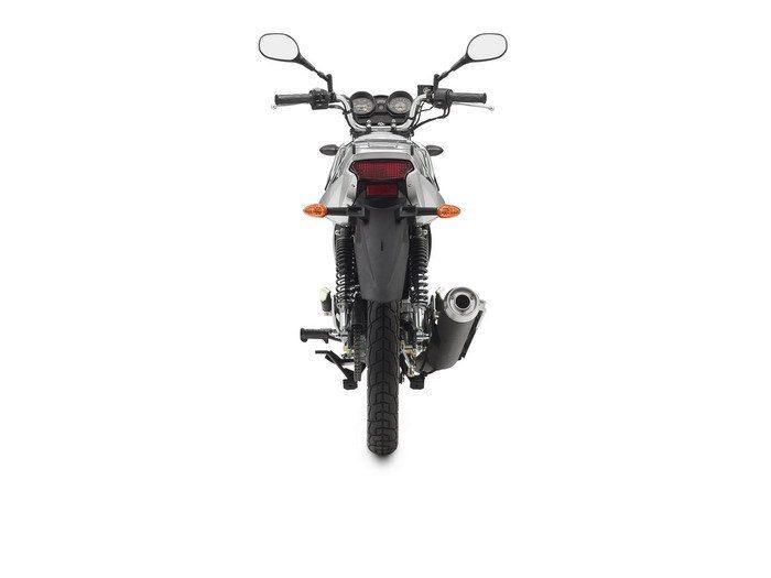 Yamaha YBR 125 2010 - 5
