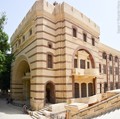 Coptic Cairo, Egypt .