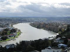 Morning View over Whanganui