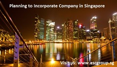Planning to Incorporate Company in Singapore