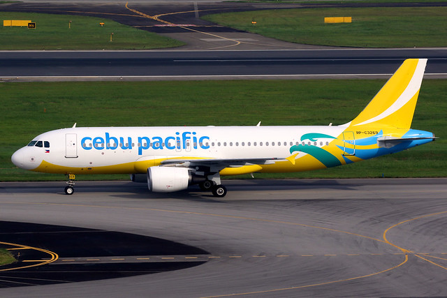 Cebu Pacific | Airbus A320-200 | RP-C3269 | Singapore Changi
