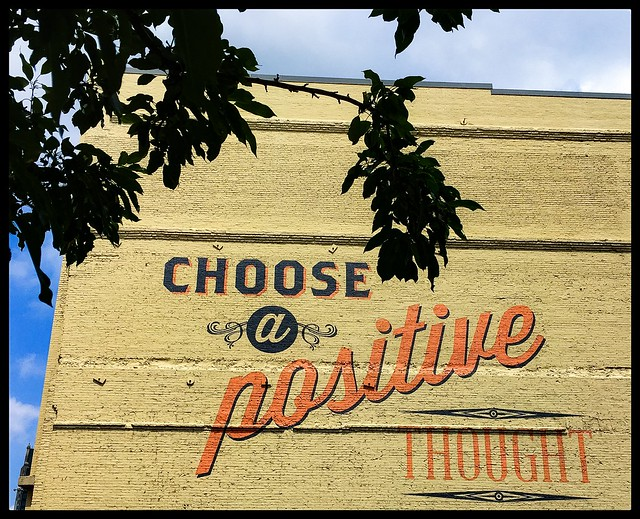 Positive Thoughts in Milwaukee