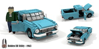 Holden EH Ute - 1963