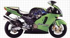 Kawasaki 1200 ZX-12R 2000 - 3
