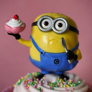 Minions 52 - Cupcake Envy (Topic 31)