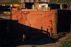 Slum in Ulan.