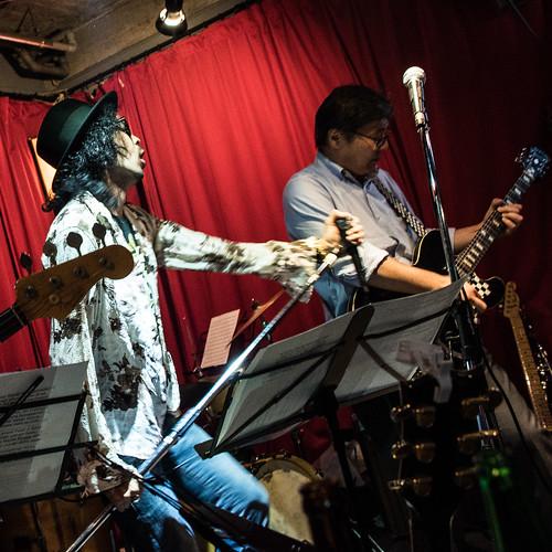 古今東西白黒ハッキリつけまっしょい at Terraplane, Tokyo, 27 Jun 2017 -00774