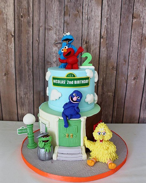 Cake by Sassy and Sweet